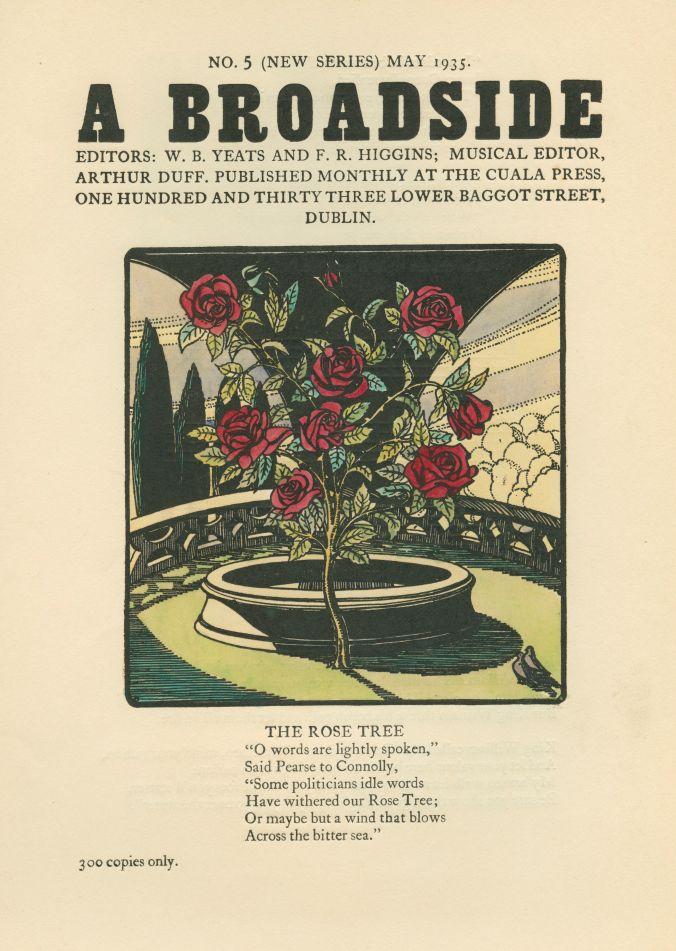May 1935 Rose Tree